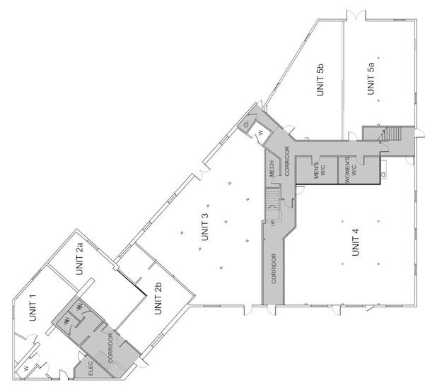 Floor Plans The Allen Building